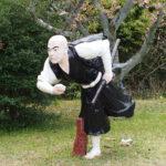五色園・愛知県日進市にある日本で唯一の宗教公園迫力の塑像石像が見どころ