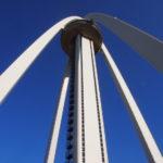 138タワーパーク・木曽三川公園一宮・ツインアーチ138と広大な公園