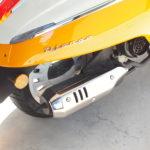 プジョージャンゴ125・各パーツとエンジン音・軽快な走りを詳しく紹介します